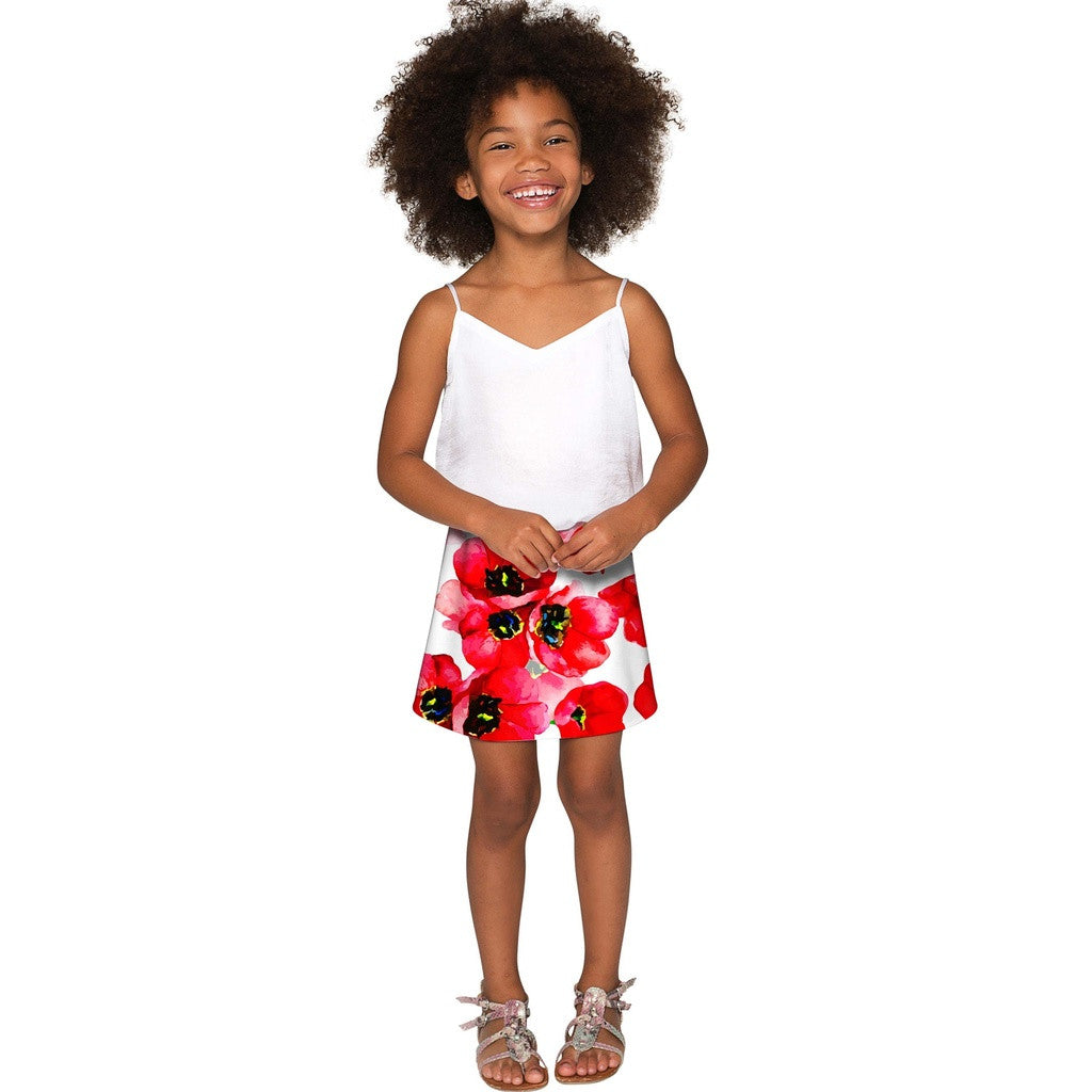 Tulip Salsa Aria A-Line Skirt - Girls