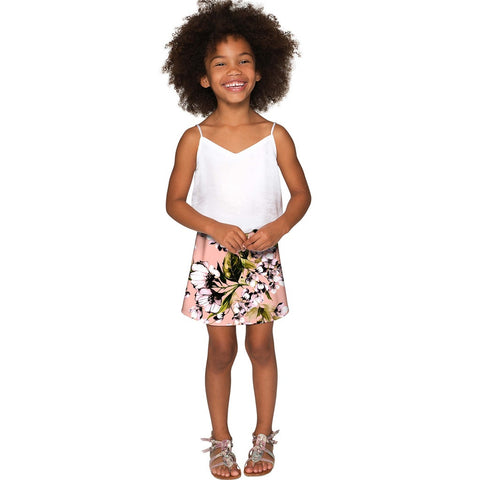 Ooh Darling Aria A-Line Skirt - Girls