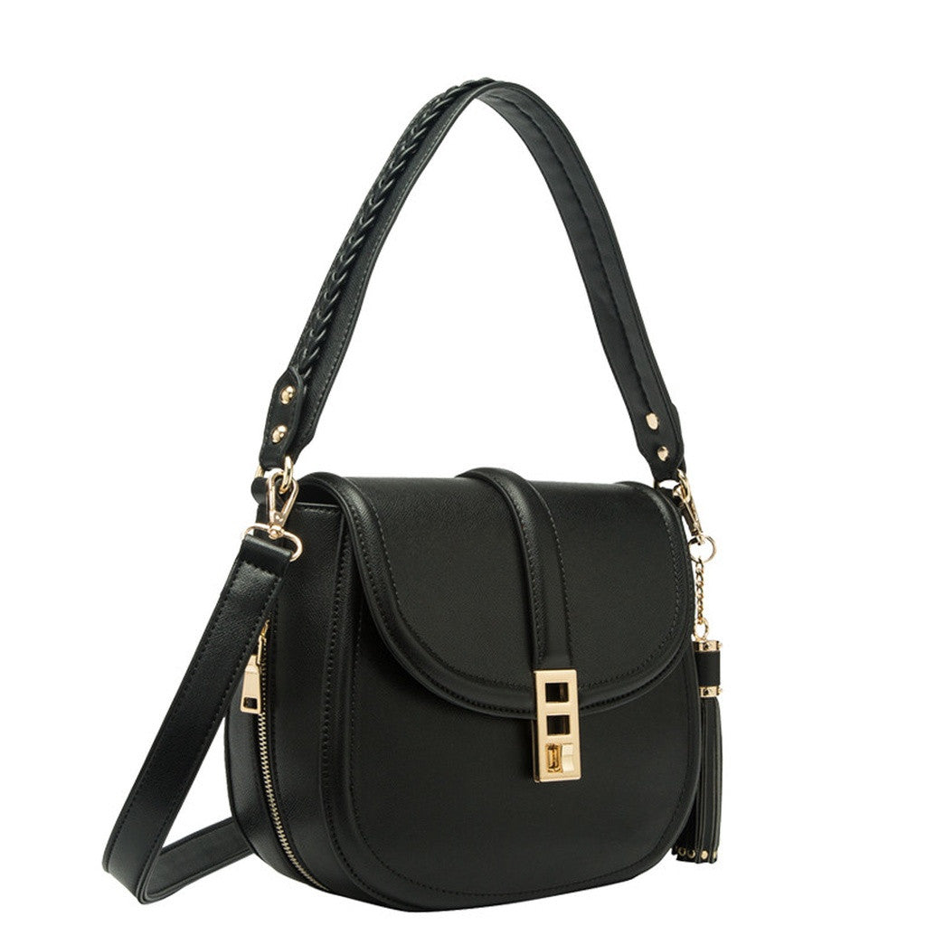 E3000 Kennedy Black Crossbody