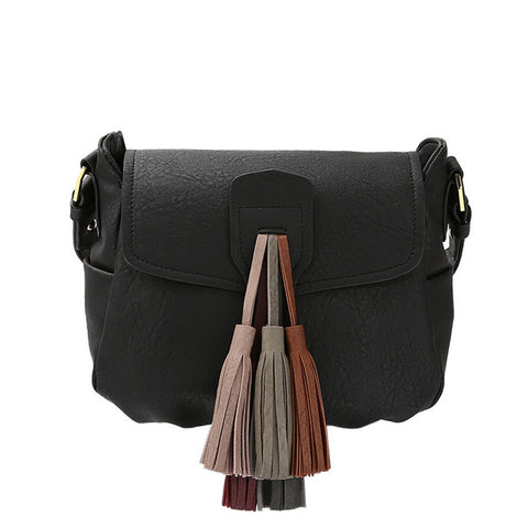 E5070 Tennessee Black Crossbody