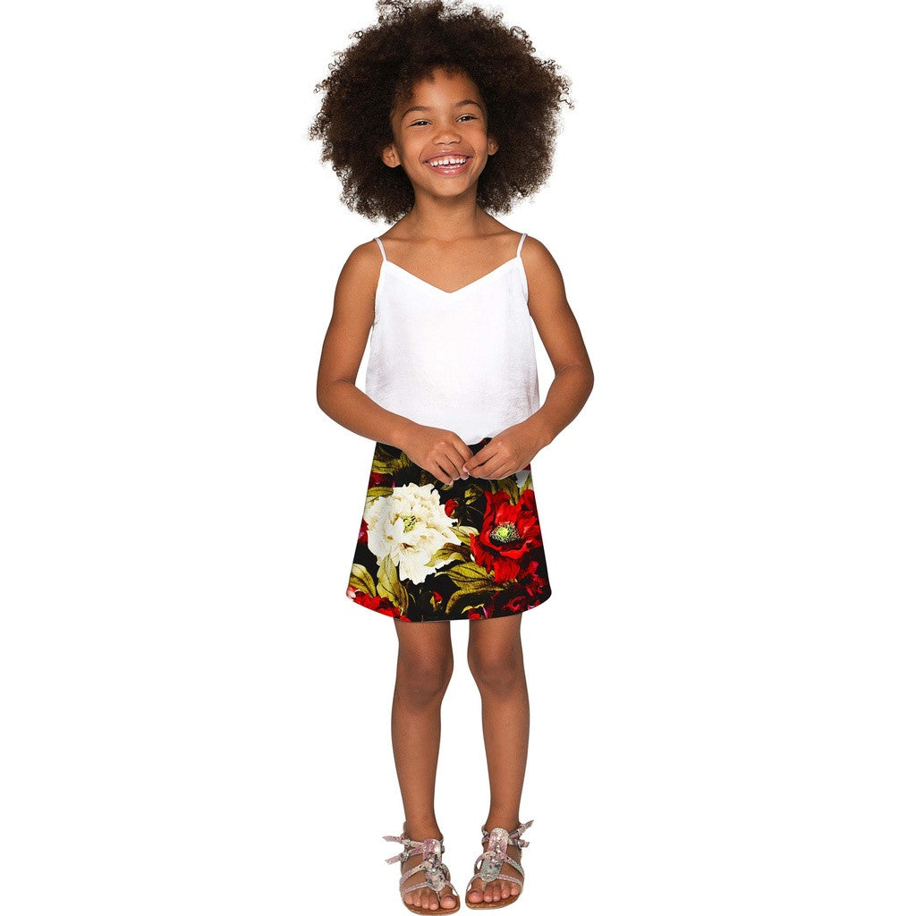 Put Your Crown On Aria A-Line Skirt - Girls