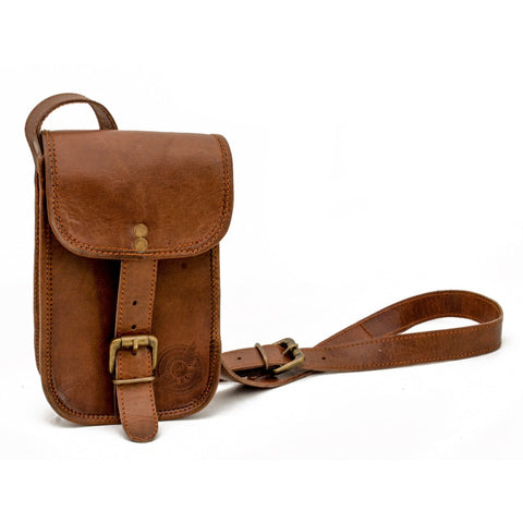 Leather Single Shoot Utility Sling