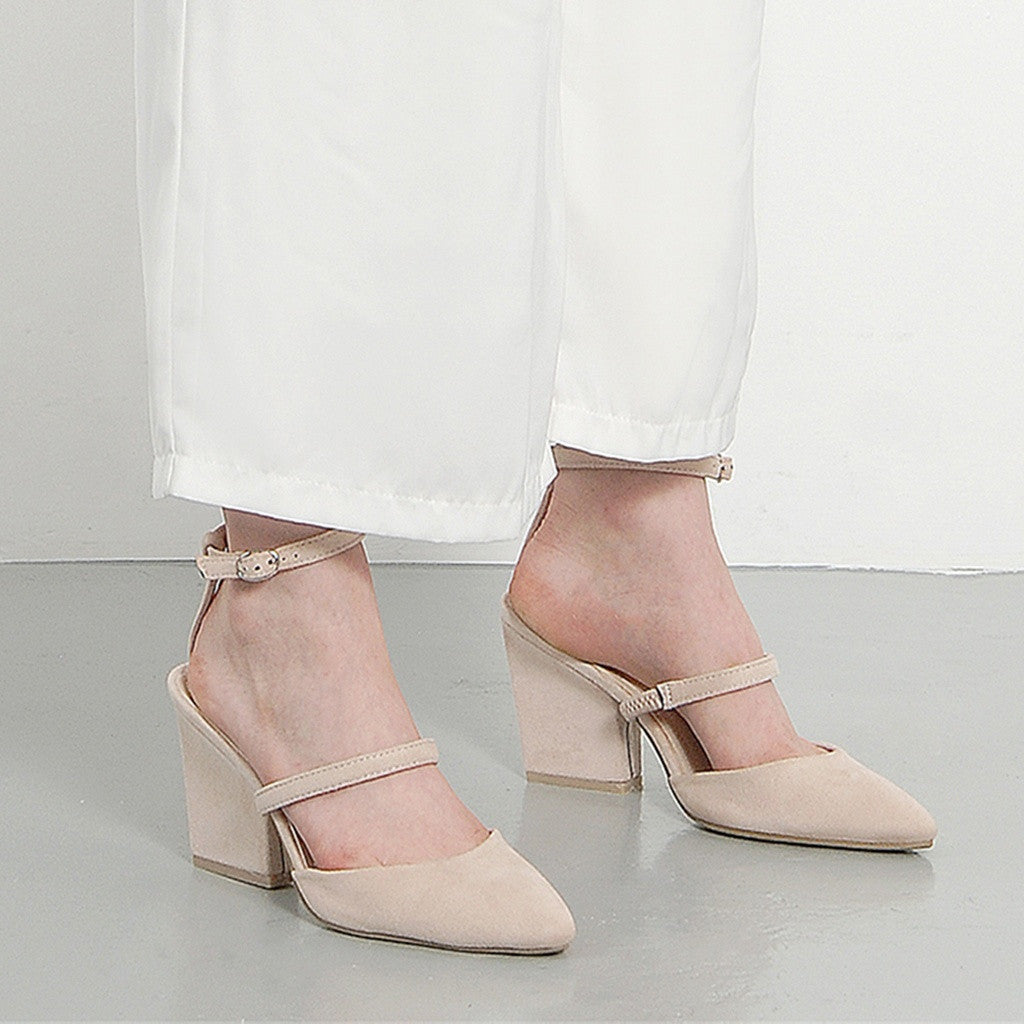 Tuscany Suede Heels