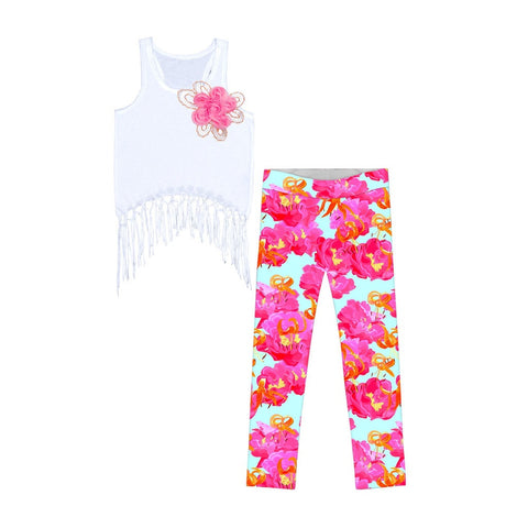 Boho Sweet Illusion Lisa Set - Girls