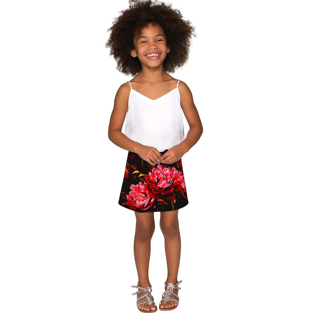 True Passion Aria A-Line Skirt - Girls