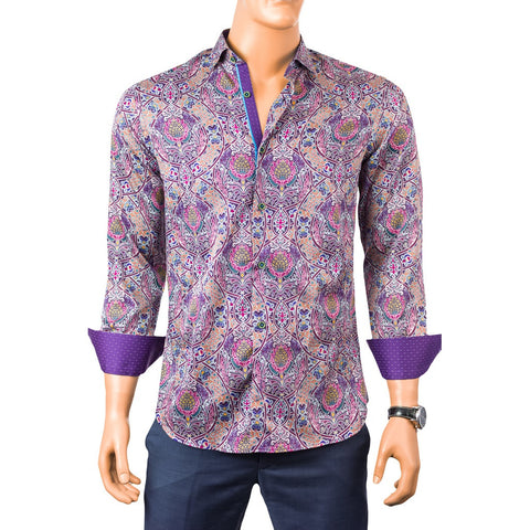 Rosita Purple Shirts