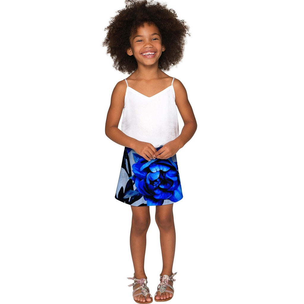 Mystery Aria A-Line Skirt - Girls