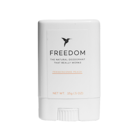 Limited Time!!! Frankinsence Peach ~ Travel Deodorant