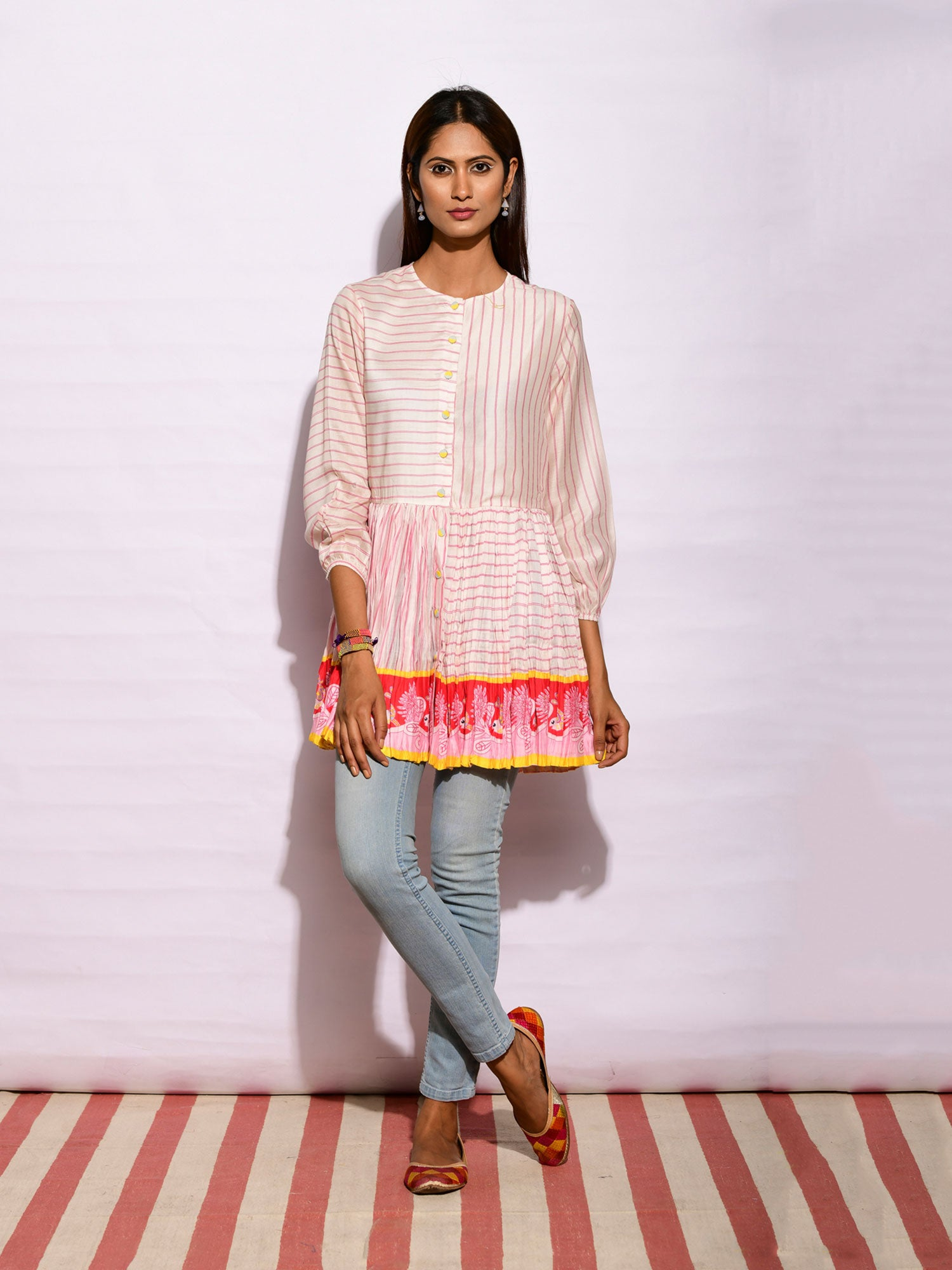 tunics, kurtas, style, fashion, indiancontemporaryfashion, indianapparel, womenswear, swativijaivargie, PRINTEDTUNICS