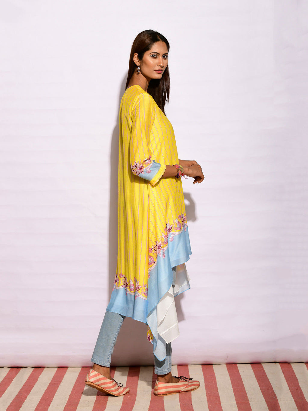 KURTIS, tunics, kurtas, style, fashion, indian contemporary fashion, indianapparel, womenswear, swativijaivargie, PRINTEDTUNICS