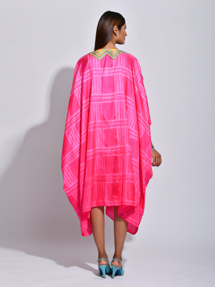 Rani Nomad Shibori Silk Dress