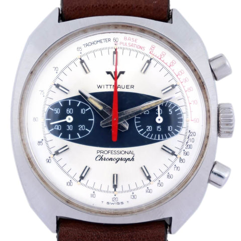 Wittnauer Professional Chronograph, 247T 'Surfboard Dial'