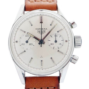 Heuer Carrera 45 3647S Men's Vintage Watch