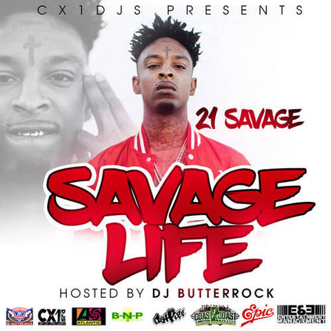 21 Savage - Savage Life - The Posh Lyfe Style