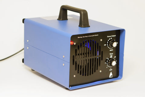 600HO3UV - Powerful Commercial Ozonator with UV Light and Filter - The Posh Lyfe Style