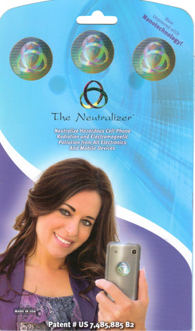 Aulterra EMF Neutralizer (for electronics-appliances) - The Posh Lyfe Style