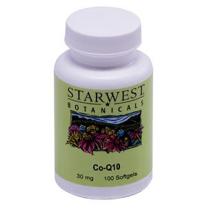 Co-Q10 (Softgels) - The Posh Lyfe Style