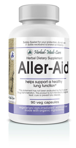 Aller-Aid (Seasonal) 90 Vegetarian Capsules - The Posh Lyfe Style