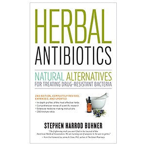 Herbal Antibiotics - The Posh Lyfe Style