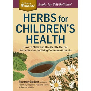 Herbs For Children's Health - The Posh Lyfe Style