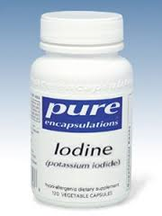 Iodine (potassium iodide) - The Posh Lyfe Style
