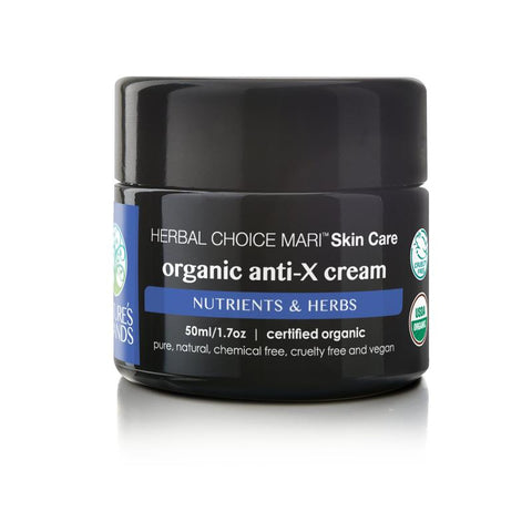 Organic Anti-X Cream - The Posh Lyfe Style