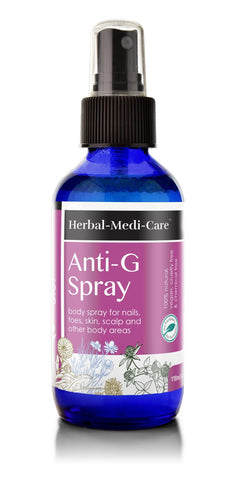 Anti-G Spray 118ml/4oz glass spray bottle (Made with Organic) - The Posh Lyfe Style