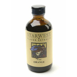 Orange Flavor Extract - The Posh Lyfe Style