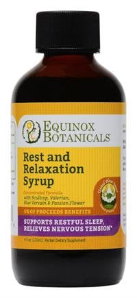 Rest & Relaxation Syrup - The Posh Lyfe Style
