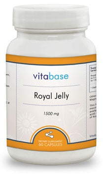 Royal Jelly (500 mg) 60 Capsules - The Posh Lyfe Style