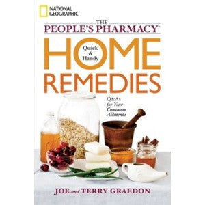The People's Pharmacy - Quick & Handy Home Remedies - The Posh Lyfe Style