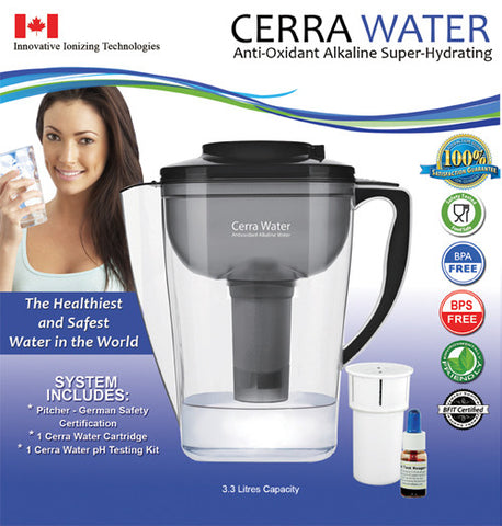 Cerra Water Pitcher - The Posh Lyfe Style