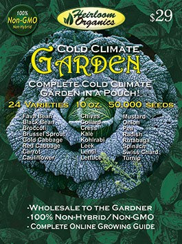 Cold Climate Garden - The Posh Lyfe Style