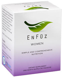 Enfūz Women (30 Packets Contains all major vitamins and minerals) - The Posh Lyfe Style