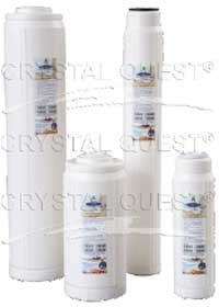 Crystal Quest  Fluoride Removal Cartridges