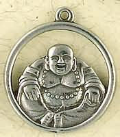 Happy Buddha Necklace - The Posh Lyfe Style