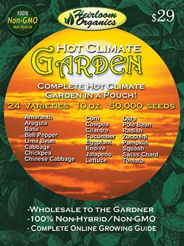 Hot Climate Garden - The Posh Lyfe Style