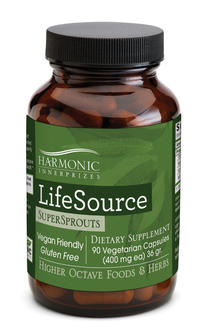 LifeSource SuperSprouts - The Posh Lyfe Style