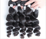 Top Quality 10A Grade Brazilian Mink Loose Wave Hair - The Posh Lyfe Style