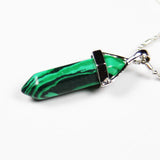 Iyashi Malachite Scalar Energy Pendant - The Posh Lyfe Style