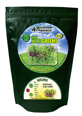 Home MicroGreens Pack - The Posh Lyfe Style