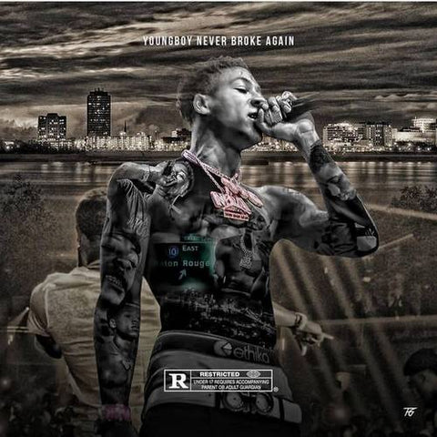 NBA Youngboy - (Self Titled) - The Posh Lyfe Style