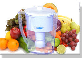 CRYSTAL QUEST® Pitcher Water Filter - The Posh Lyfe Style