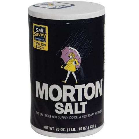 Morton's Salt Safe - The Posh Lyfe Style