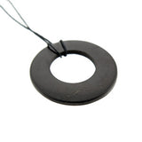Shieldite - Circle in a Circle Pendant - The Posh Lyfe Style