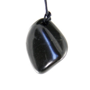 Shieldite - Natural Cut Pendant - The Posh Lyfe Style