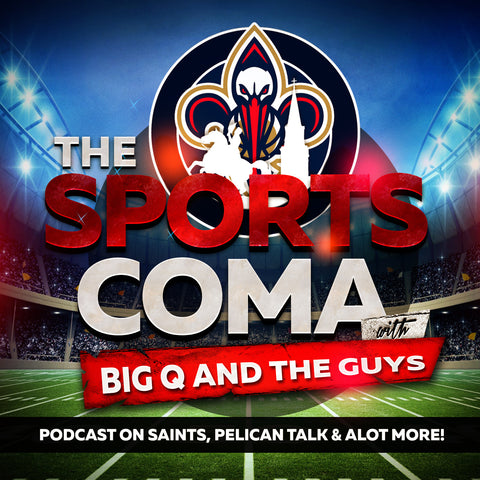 DONATE TO THE SPORTS COMA With Big Q & The Guys - The Posh Lyfe Style