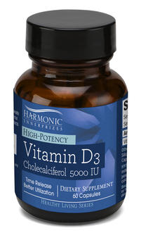 Vitamin D3 - The Posh Lyfe Style