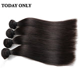 Top Quality 10A Grade Brazilian Mink Strait Virgin Hair Bundle Deals - The Posh Lyfe Style