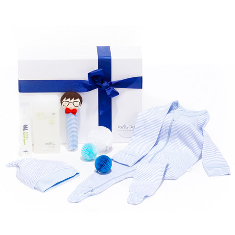 Baby boy hamper hand made in Australia